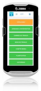 smartphone RFID